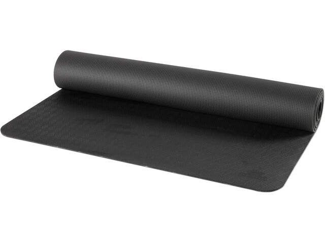 Prana E.C.O. Yoga Mat Black Black